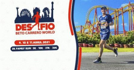 Desafio Beto Carrero World