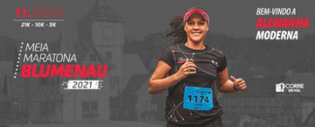 Meia Maratona de Blumenau 2021