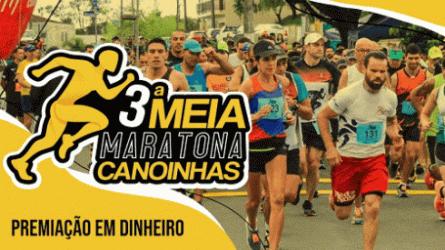 3ª Meia Maratona de Canoinhas