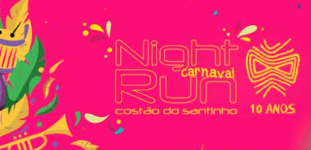 Night Run Costão do Santinho