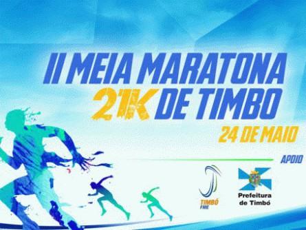 2ª Meia Maratona de Timbó