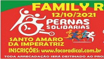 Family Run Pernas Solidárias