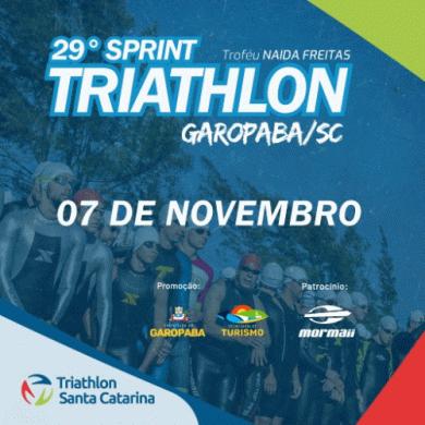 29º Sprint Triathlon de Garopaba