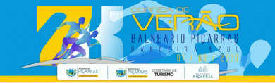 Corrida de Verão - Bandeira azul Balneário Piçarras