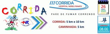 3ª Corrida do Hospital Nereu Ramos