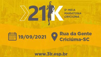 21k Criciúma - 5ª Meia Maratona
