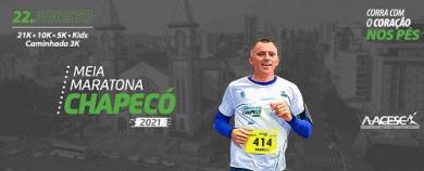 Meia Maratona de Chapecó 2021