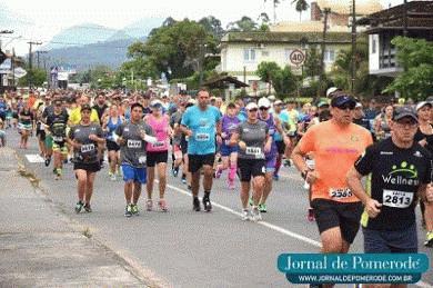 Meia Maratona de Pomerode ultrapassa as 3.500 inscrições